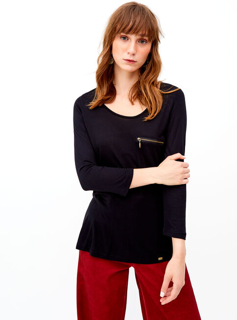 Polera%20Roll%20Up%20Pigmentada%20Umbrale%20Woman%2CNegro%2Chi-res