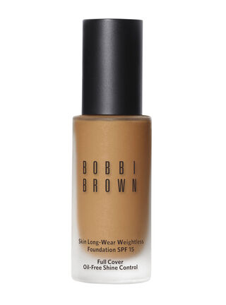Base Skin Long-Wear Weightless Foundation SPF15 Warm Natural Bobbi Brown,,hi-res