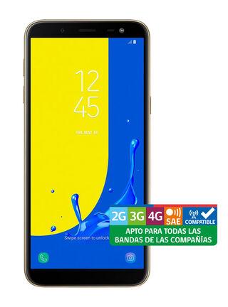 Smartphone Samsung Galaxy J6 Dorado Liberado,,hi-res