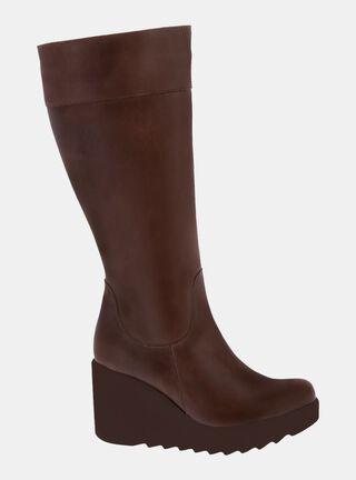 Bota Shoes and Shoes Pullax-Up Vestir,Café,hi-res