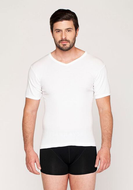 Camiseta%20Hombre%20Escote%20V%20Manga%20Corta%2040.16%2Chi-res
