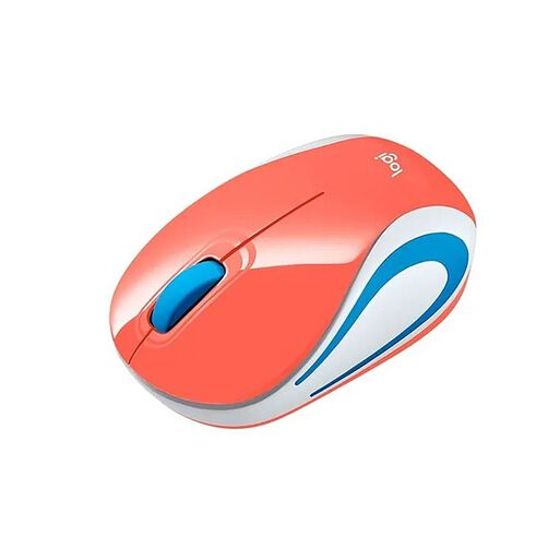 Mouse%20Inalambrico%20Logitech%20M187%20Coral%2Chi-res