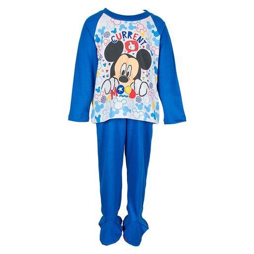 Pijama%20de%20dos%20piezas%20Estampado%2C%20Azul%20Mickey%2Chi-res