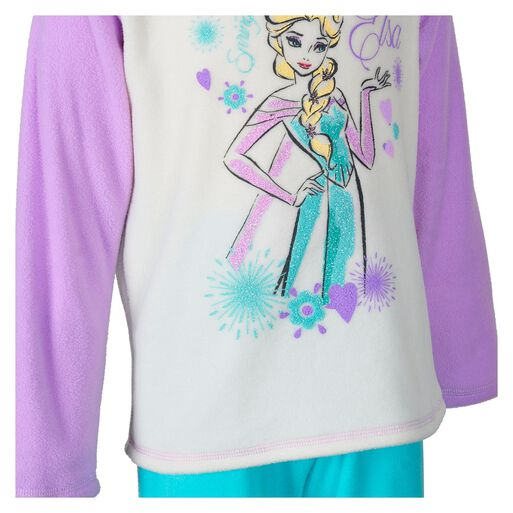 Pijama%20de%20dos%20piezas%20Estampado%2C%20Lila%20Frozen%2Chi-res