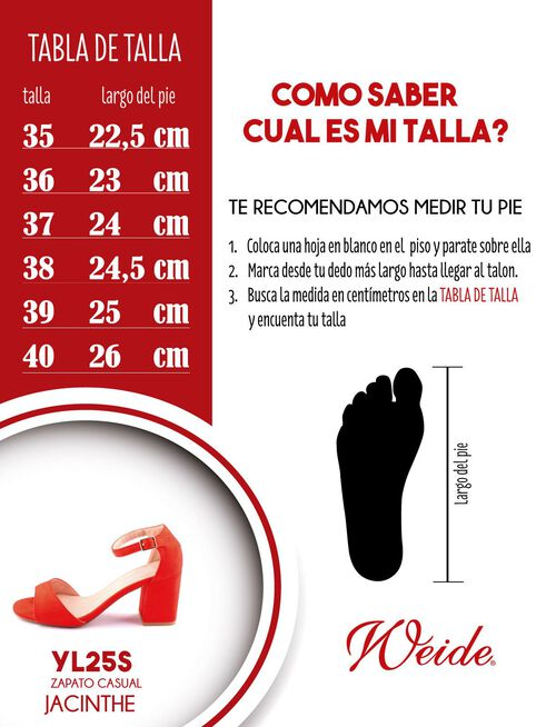 Zapato%20Casual%20Jacinthe%20Rojo%20Weide%2Chi-res