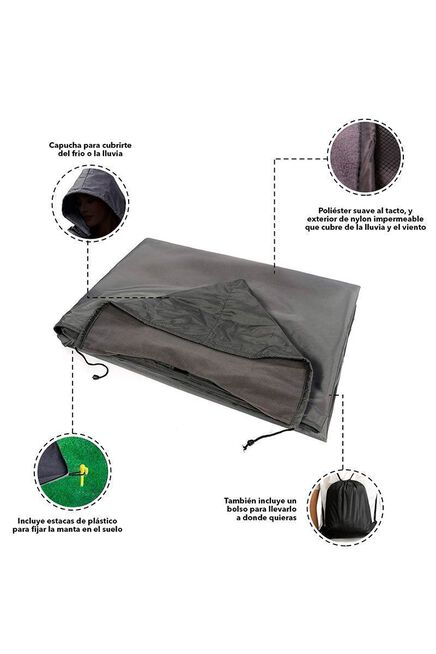 Manta%20Impermeable%20Convertible%20200%20x%20140cm%20Negro%2Chi-res