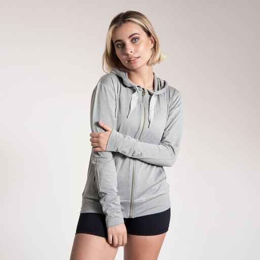 Chaqueta%20Mujer%20Hooded%20Jacket%20Gris%2Chi-res