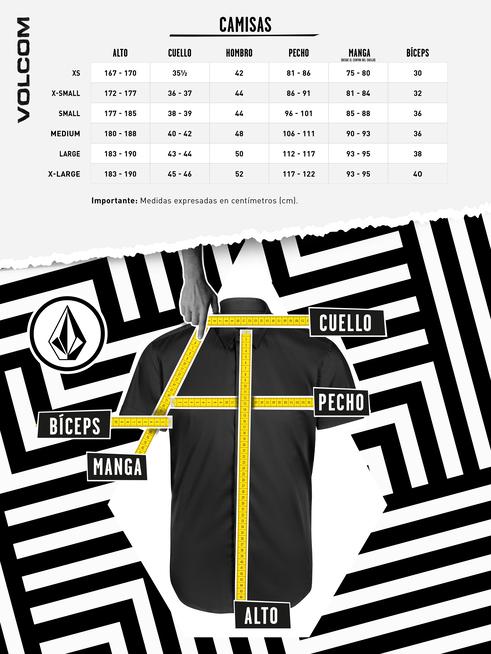 Camisa%20M%2FC%20Hombre%207C130-MV21%20Celeste%20Volcom%2Chi-res