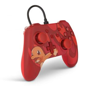 POWERA POKEMON CONTROL NINTENDO SWITCH CHARMANDER BLAZE
