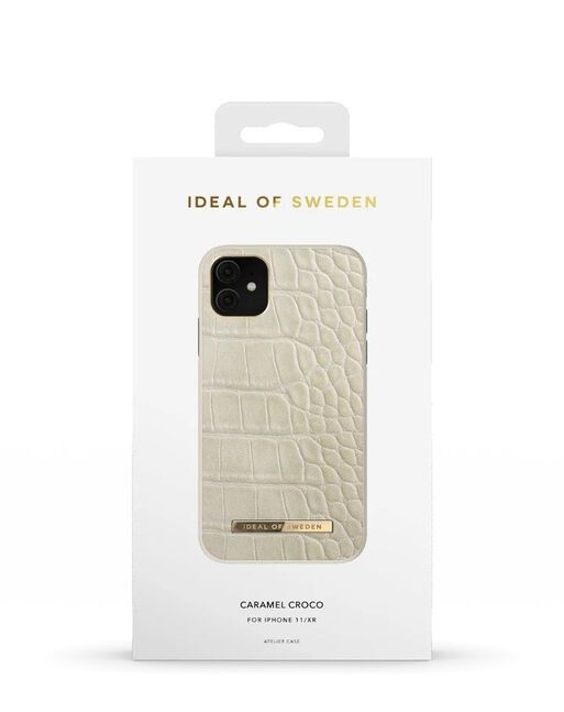 Carcasa%20Caramel%20Croco%20Iphone11%2FXR%20Ideal%20Of%20Sweden%2Chi-res