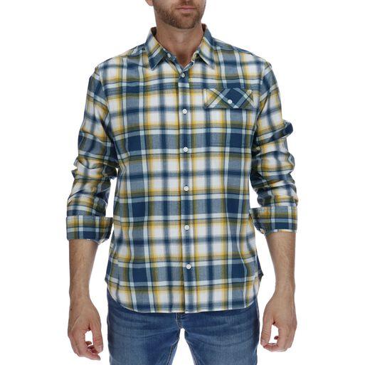 Camisa%20Ml%20Hombre%20Arrival%20Wallace%20L%2FS%20Shirt%20Algod%C3%B3n%20Multicolor%2Chi-res
