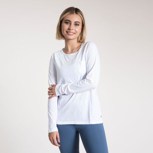 Polera%20M%2FL%20Mujer%20First%20Layer%20W%2FPocket%20Blanco%2Chi-res