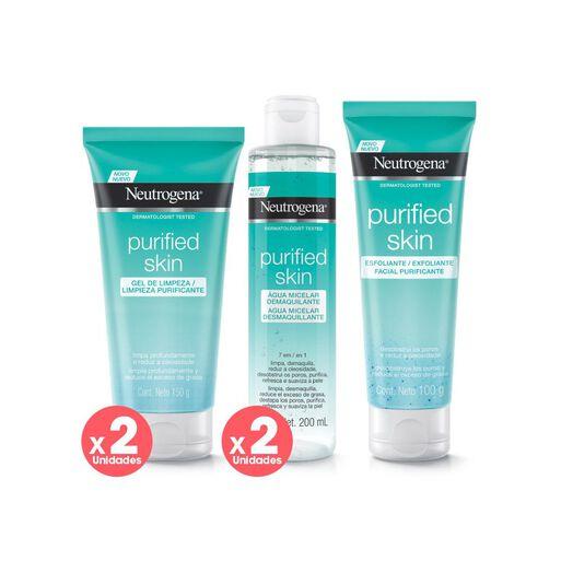 Pack%20Purified%20Skin%20Micelar%20Agua%20Exfoliante%20Y%20Gel%20X5%20Unidades%2Chi-res