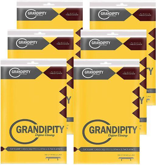 Pack%206%20manteles%20rectangulares%20Grandipity%20Amarillo%2Chi-res