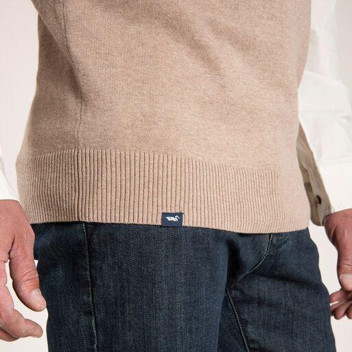 Sweater%20Algod%C3%B3n%20Vest%20Caf%C3%A9%20Hombre%20Rockford%2Chi-res