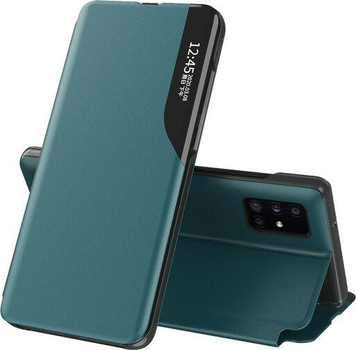 Funda%3A%20iPhone%2011%20-%20Carcasa%20Estuche%20Flip%20%2F%20Verde%2Chi-res