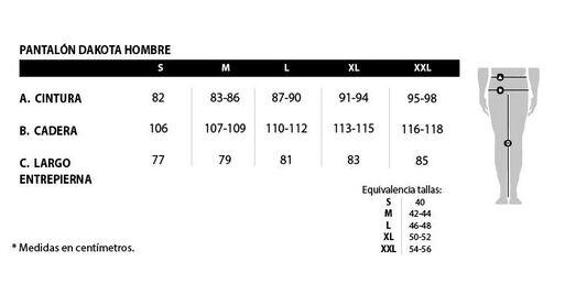 Pantal%C3%B3n%20Dakota%20Outdoors%20Gris%20Oscuro%2Chi-res