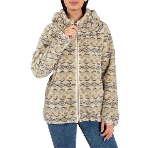 Poleron%20Mujer%20Tulipan%20Poli%C3%A9ster%20Beige%2Chi-res