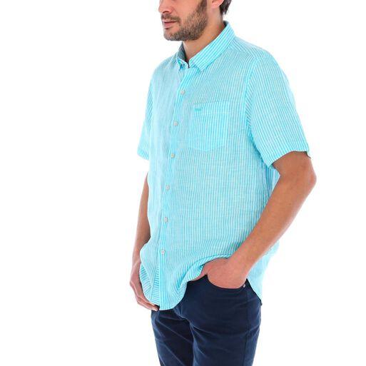 Camisa%20Hombre%20Lino%20Linestripeshor%20Celeste%2Chi-res