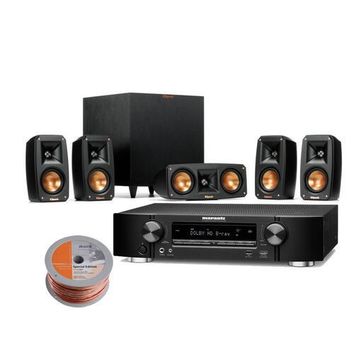 Kit%20Marantz%2FKlipsch%20Receiver%20Nr1509%2FReference%20Theather%20Pack%205.1%2Chi-res