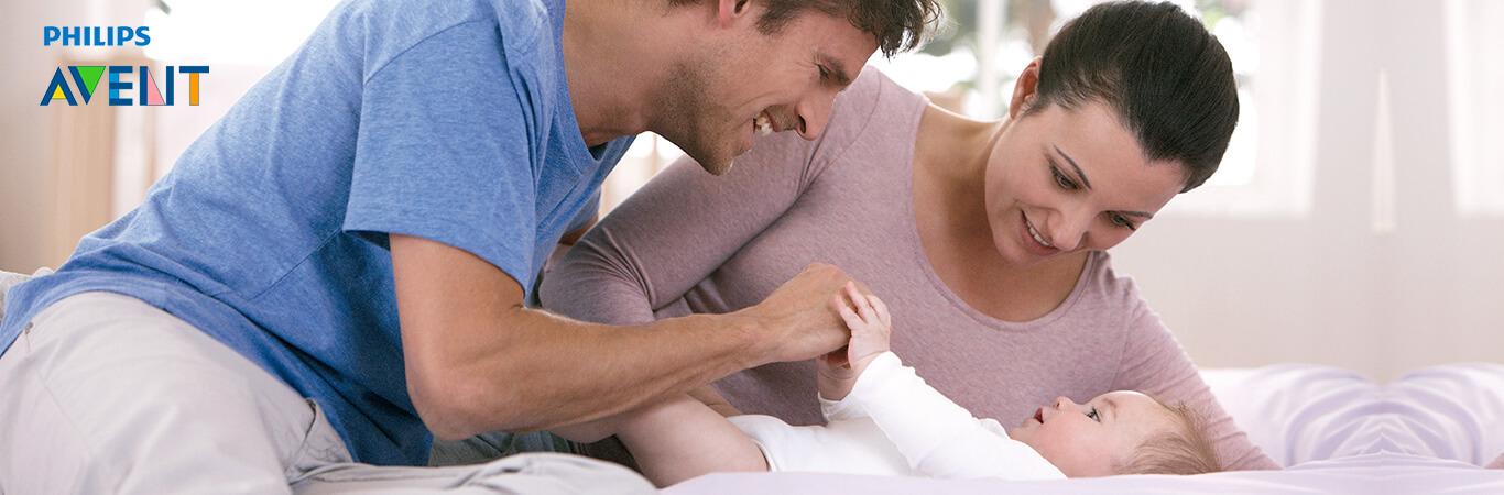 Mamaderas, monitores y otros accesorios Avent para bebé