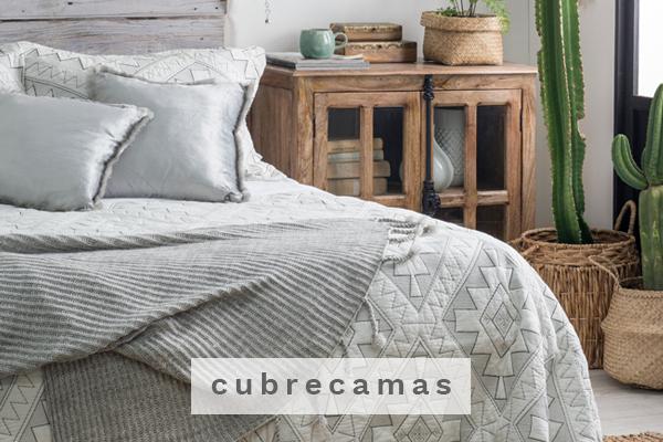 Cubrecamas Decobook textil