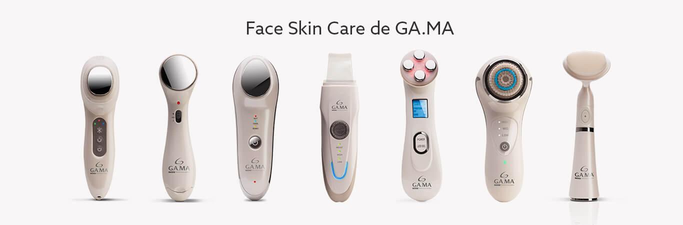 Productos Gama para el cuidado de la piel del rostro