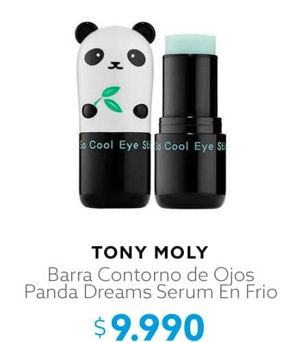 Barra Contorno de Ojos Panda Dreams Serum En Frio