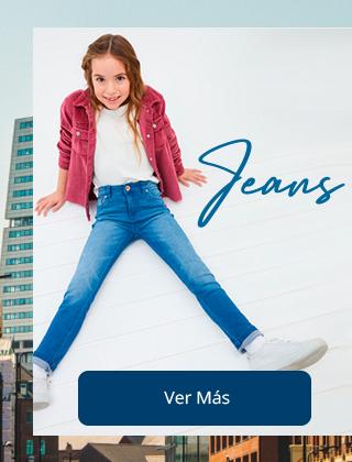 Ver más Jeans Infantil