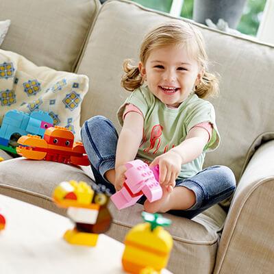 Consejos para estimular y jugar con tu bebé