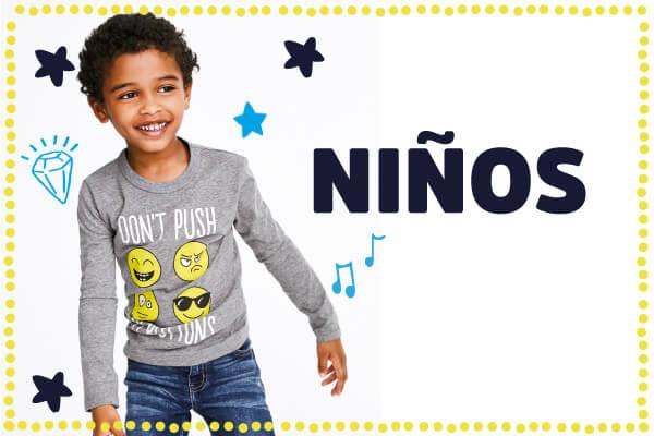 Nueva colección de ropa Oshkosh para niños