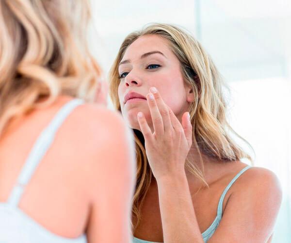 Características destacadas productos de cuidado facial y corporal Gama