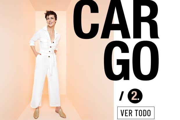 Ver todo Colección Tendencia Cargo
