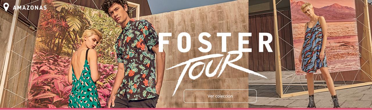 Ver Nueva Colección Foster tour