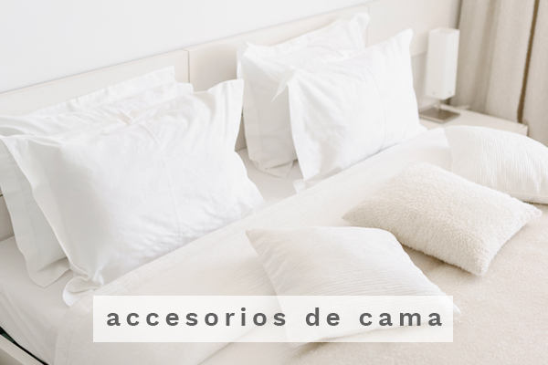 Accesorios de Cama Decobook textil