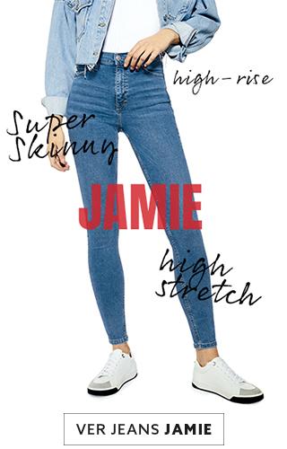 Ver todo Jeans Jamie Topshop