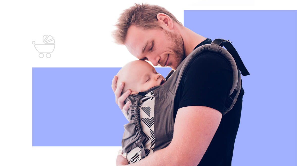Portabebés y fulares distintos colores para bebés hasta 20 kilos