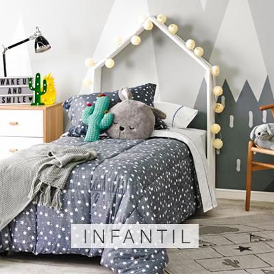 Infantil attimo Decobook Textil