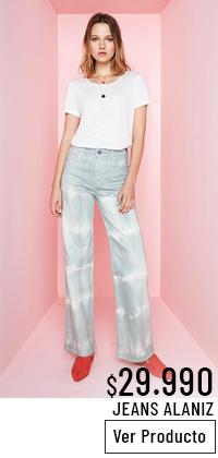 Ver Jeans Alaniz Tie Dye