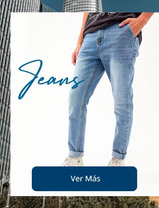 Ver más Jeans Hombre