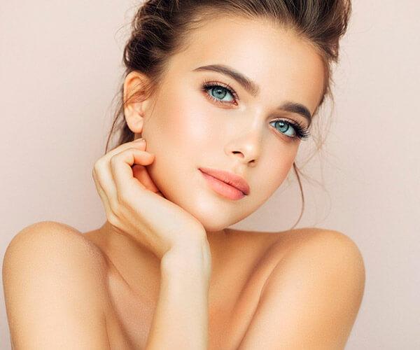 Características destacadas productos de cuidado facial Gama