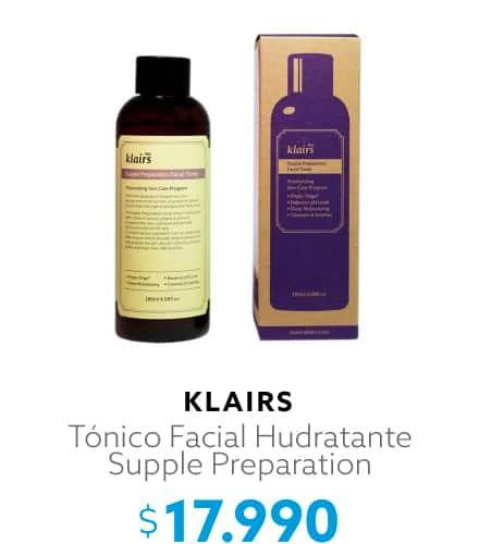 Tónico Facial Hudratante Supple Preparation