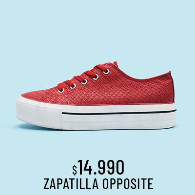 Zapatilla Opposite