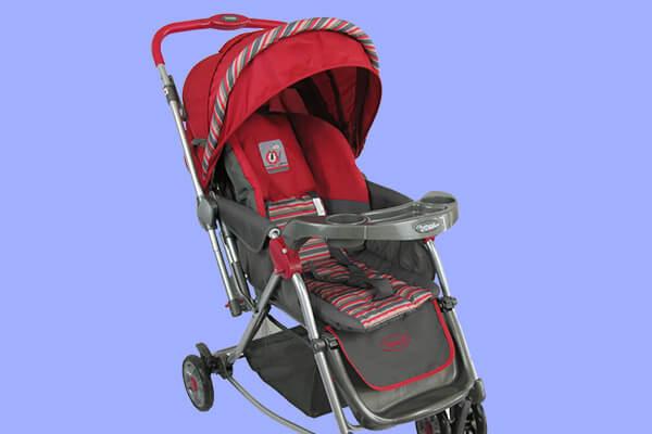 Coches travel, de paseo, paraguas y más, para bebés hasta 28 kilos