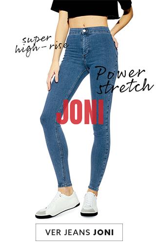 Ver todo Jeans Joni Topshop