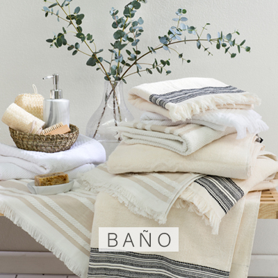 Baño alaniz home Decobook Textil