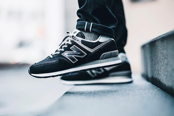 Zapatillas urbanas de la marca New Balance