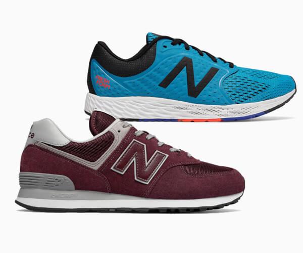 Zapatillas New Balance urbanas de running