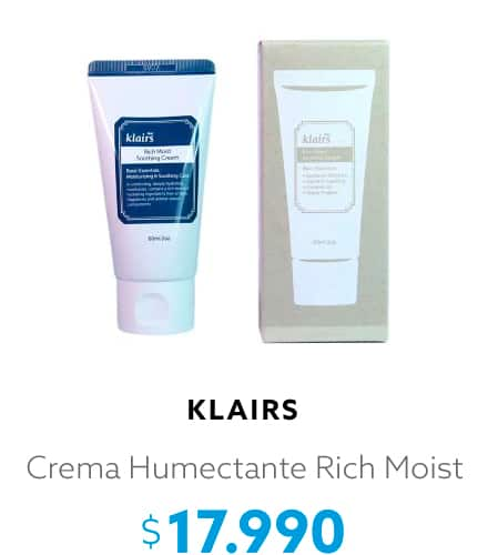 Crema Humectante Rich Moist