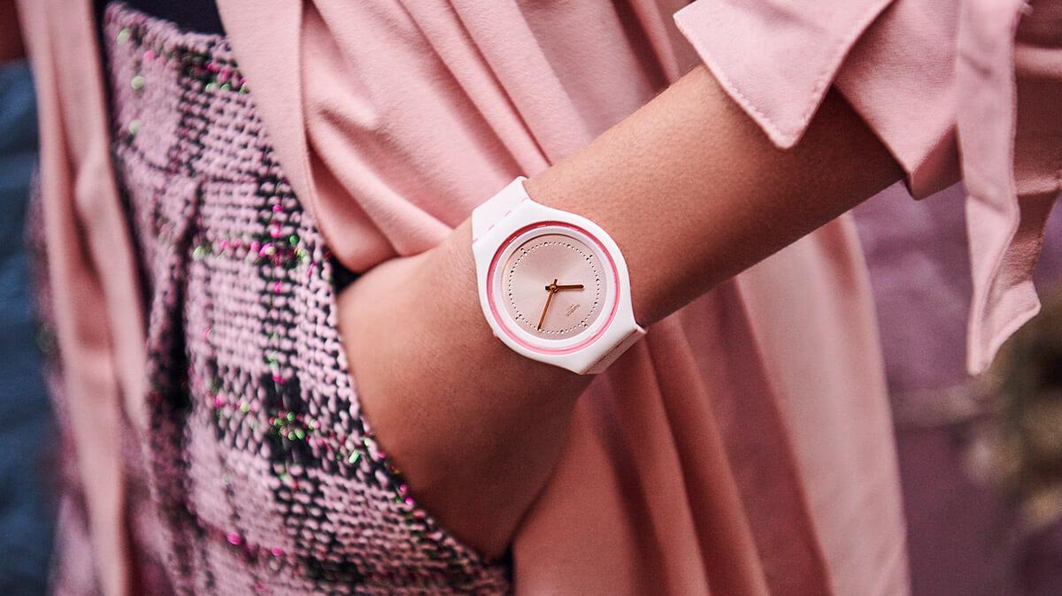 Modelos de relojes para mujeres y hombres